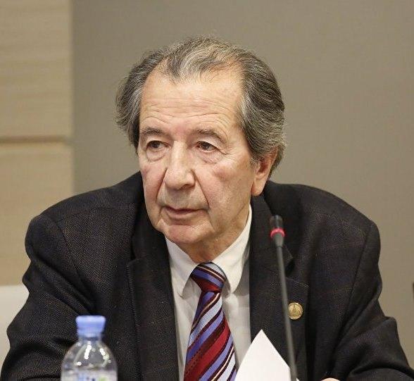 Валерий Самсонович Петросян, Заслуженный профессор МГУ